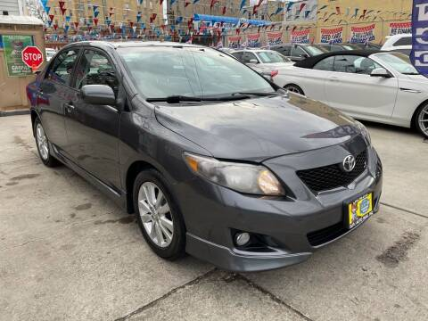 2010 Toyota Corolla for sale at Elite Automall Inc in Ridgewood NY
