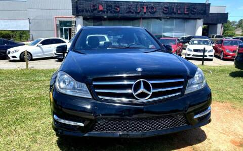 2014 Mercedes-Benz C-Class for sale at Pars Auto Sales Inc in Stone Mountain GA