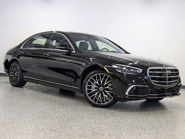 2021 Mercedes-Benz S-Class for sale at PLATINUM MOTORSPORTS INC. in Hickory Hills IL
