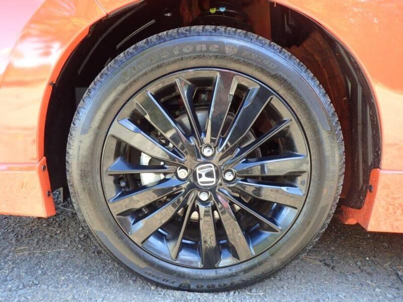 2018 Honda Fit Sport 4dr Hatchback CVT - Storrs CT
