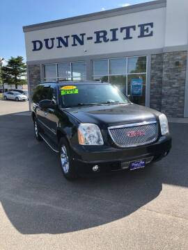 2011 GMC Yukon XL for sale at Dunn-Rite Auto Group in Kilmarnock VA