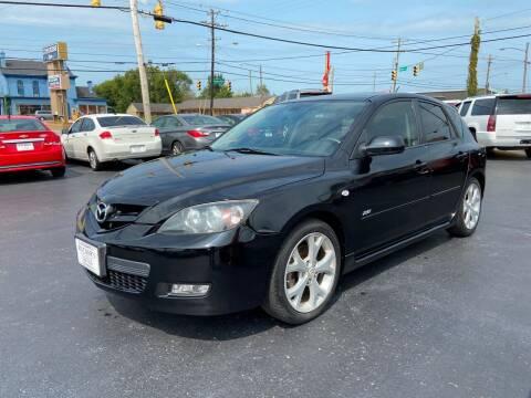 2008 Mazda MAZDA3 for sale at Rucker's Auto Sales Inc. in Nashville TN