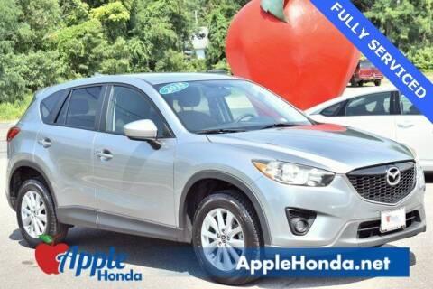 2015 Mazda CX-5 for sale at APPLE HONDA in Riverhead NY
