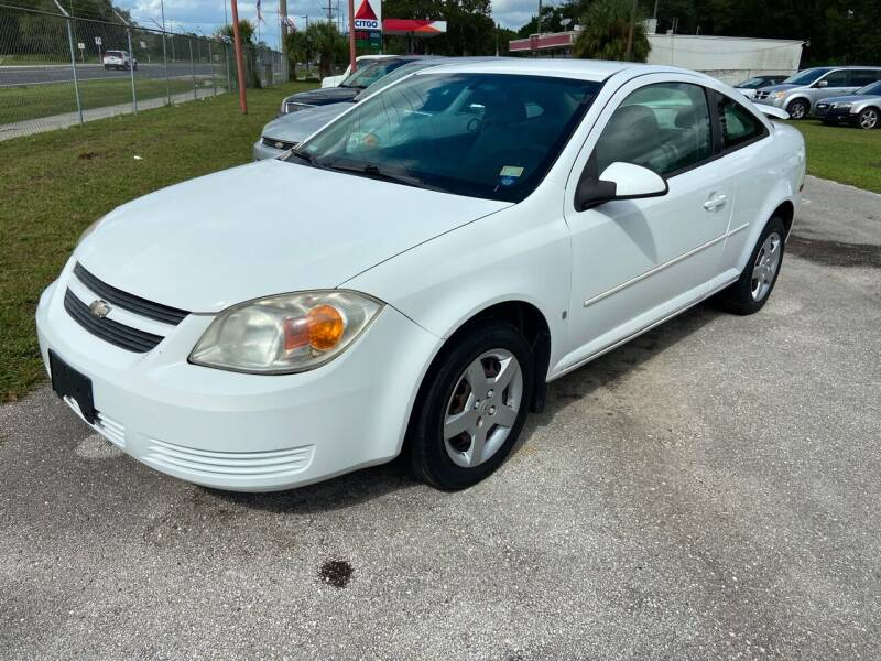 2008 Chevrolet Cobalt for sale at Massey Auto Sales in Mulberry FL