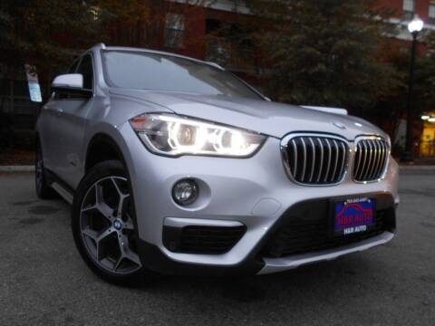 2016 BMW X1 for sale at H & R Auto in Arlington VA