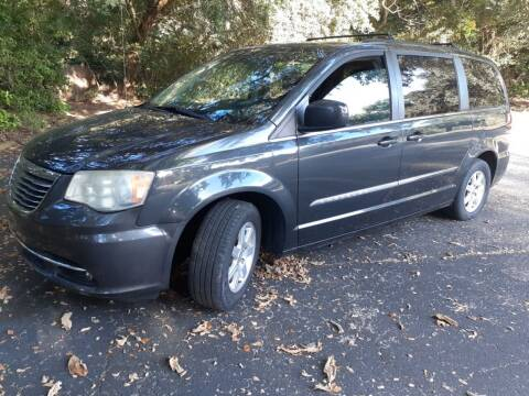 2012 Chrysler Town and Country for sale at Royal Auto Mart in Tampa FL