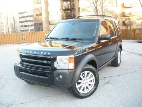 2008 Land Rover LR3 for sale at Autobahn Motors USA in Kansas City MO