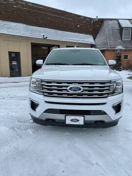 2019 Ford Expedition MAX for sale at Advantage Auto Sales in Johnstown PA