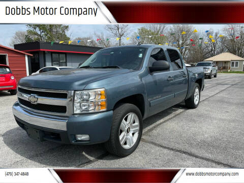 2007 Chevrolet Silverado 1500 for sale at Dobbs Motor Company in Springdale AR