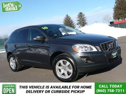2010 Volvo XC60 for sale at Shamrock Motors in East Windsor CT