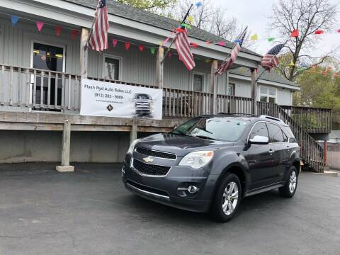 2010 Chevrolet Equinox for sale at Flash Ryd Auto Sales in Kansas City KS
