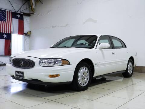 2002 Buick LeSabre for sale at ROADSTERS AUTO in Houston TX
