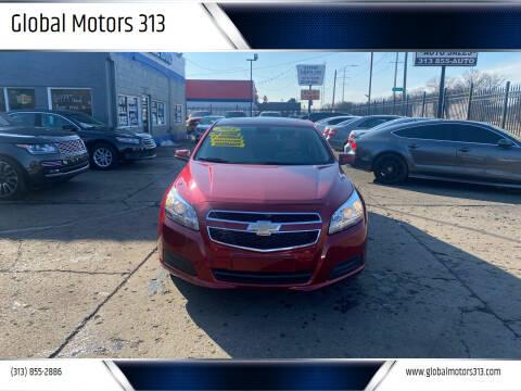 2013 Chevrolet Malibu for sale at Global Motors 313 in Detroit MI