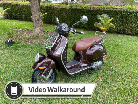 2013 Vespa GTV 300 ie for sale at My Car Inc in Pls. Call 305-220-0000 FL