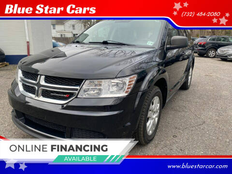 2017 Dodge Journey for sale at Blue Star Cars in Jamesburg NJ