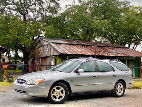 2000 Ford Taurus for sale at OVE Car Trader Corp in Tampa FL