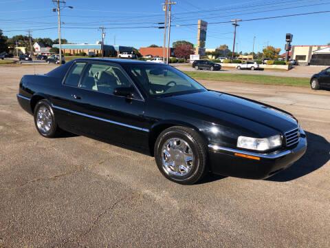 2000 Cadillac Eldorado for sale at Haynes Auto Sales Inc in Anderson SC