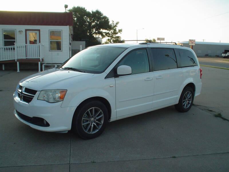 2014 Dodge Grand Caravan for sale at World of Wheels Autoplex in Hays KS