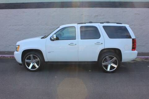 2012 Chevrolet Tahoe for sale at Al Hutchinson Auto Center in Corvallis OR