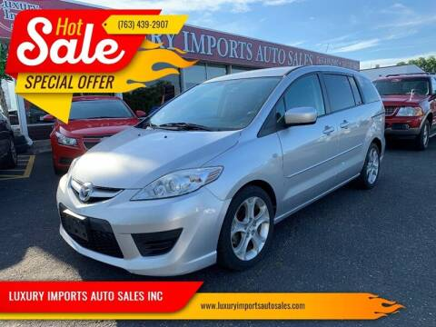 2009 Mazda MAZDA5 for sale at LUXURY IMPORTS AUTO SALES INC in North Branch MN