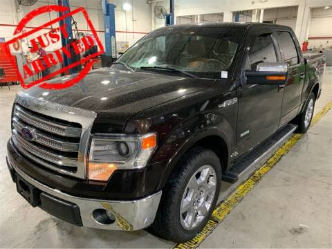 2013 Ford F-150 for sale at Florida Fine Cars - West Palm Beach in West Palm Beach FL
