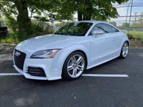 2012 Audi TT RS for sale at Queen City Classics in West Chester OH