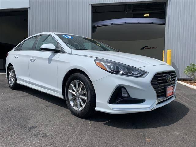2019 Hyundai Sonata for sale at Bald Hill Kia in Warwick RI