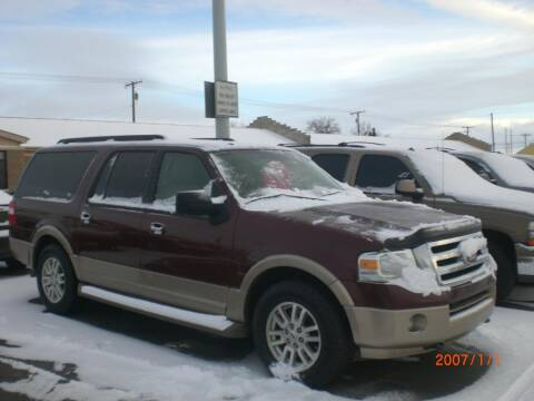 2012 Ford Expedition EL for sale at Will Deal Auto & Rv Sales in Great Falls MT