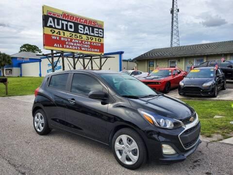 2020 Chevrolet Spark for sale at Mox Motors in Port Charlotte FL