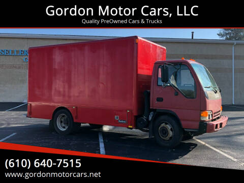 2004 Isuzu NPR-HD for sale at Gordon Motor Cars, LLC in Frazer PA