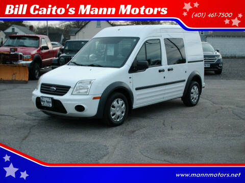2011 Ford Transit Connect for sale at Bill Caito's Mann Motors in Warwick RI