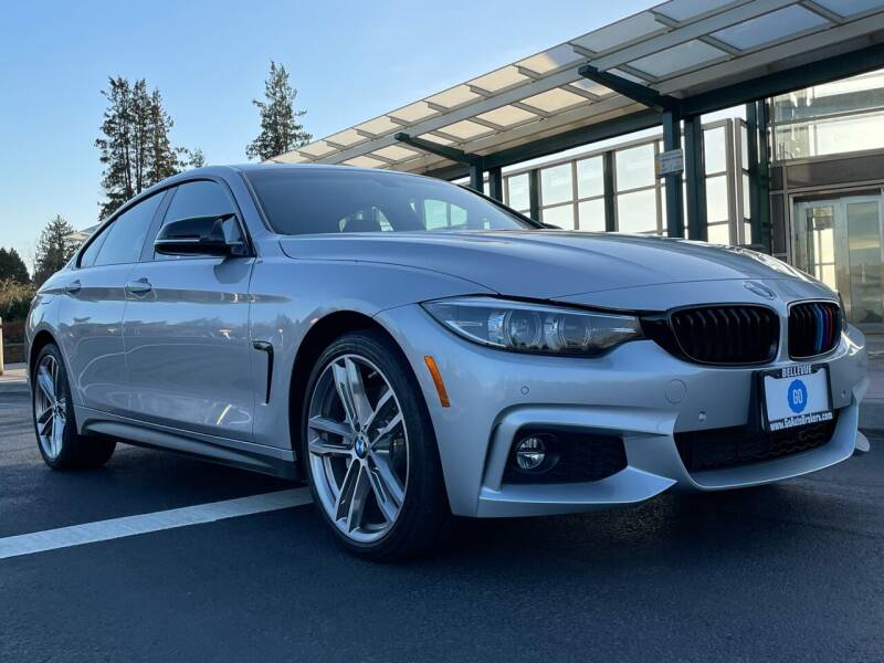 2018 BMW 4 Series for sale at GO AUTO BROKERS in Bellevue WA