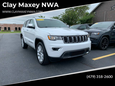 2017 Jeep Grand Cherokee for sale at Clay Maxey NWA in Springdale AR