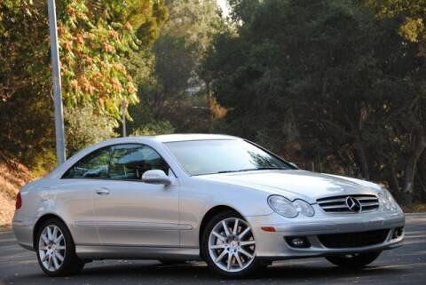 2007 Mercedes-Benz CLK for sale at VSTAR in Walnut Creek CA