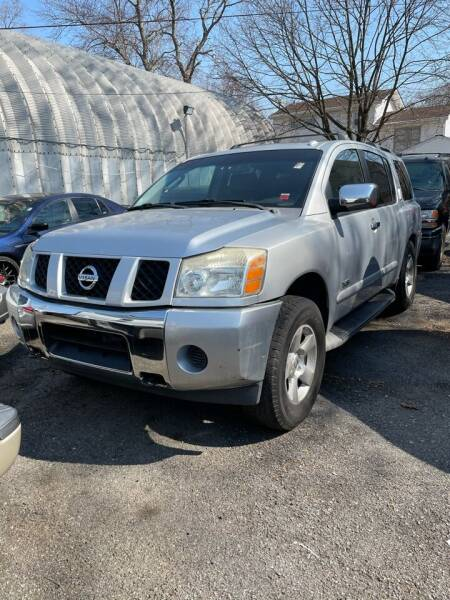 2006 Nissan Armada for sale at Drive Deleon in Yonkers NY
