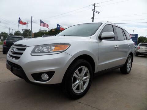 2012 Hyundai Santa Fe for sale at West End Motors Inc in Houston TX