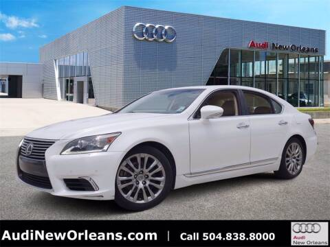 2014 Lexus LS 460 for sale at Metairie Preowned Superstore in Metairie LA