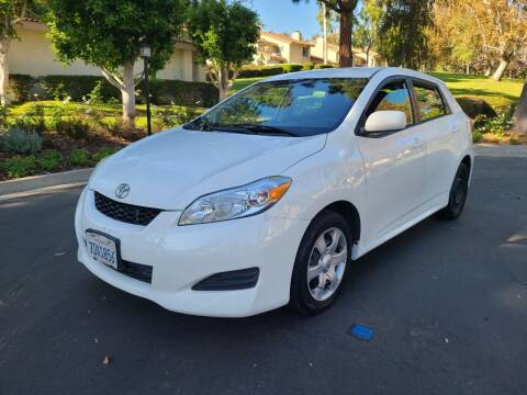 2010 Toyota Matrix for sale at E MOTORCARS in Fullerton CA