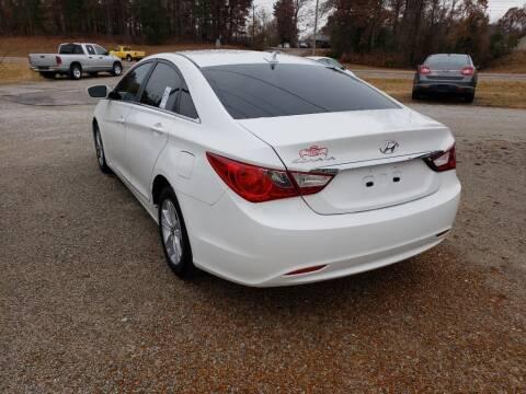 2011 Hyundai Sonata for sale at Scarletts Cars in Camden TN