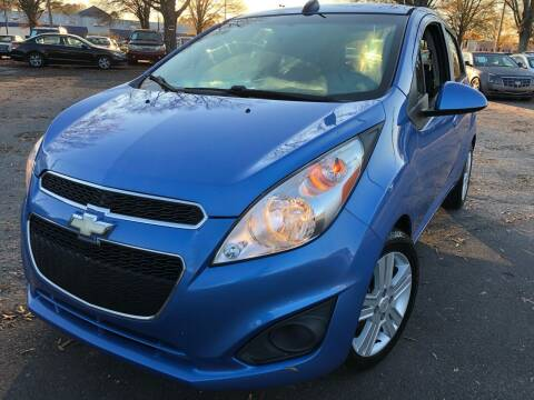 2015 Chevrolet Spark for sale at Atlantic Auto Sales in Garner NC