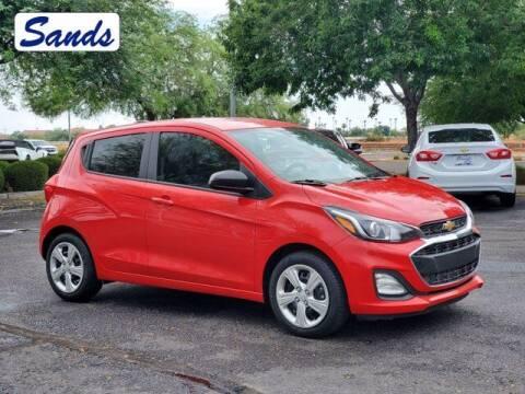 2019 Chevrolet Spark for sale at Sands Chevrolet in Surprise AZ