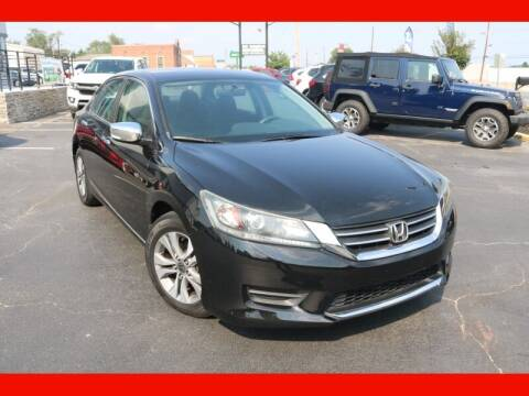 2013 Honda Accord for sale at AUTO POINT USED CARS in Rosedale MD