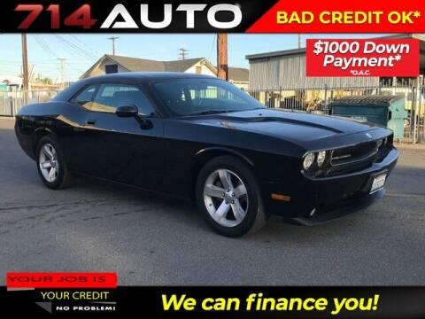 2009 Dodge Challenger for sale at 714 Auto in Orange CA