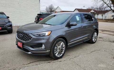 2021 Ford Edge for sale at Union Auto in Union IA