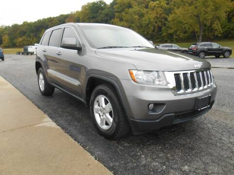 2012 Jeep Grand Cherokee for sale at Maczuk Automotive Group in Hermann MO