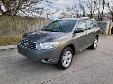 2008 Toyota Highlander for sale at Harold Cummings Auto Sales in Henderson KY