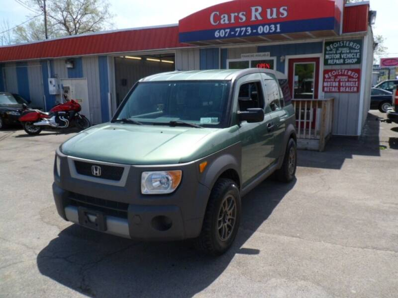 2003 Honda Element for sale at Cars R Us in Binghamton NY