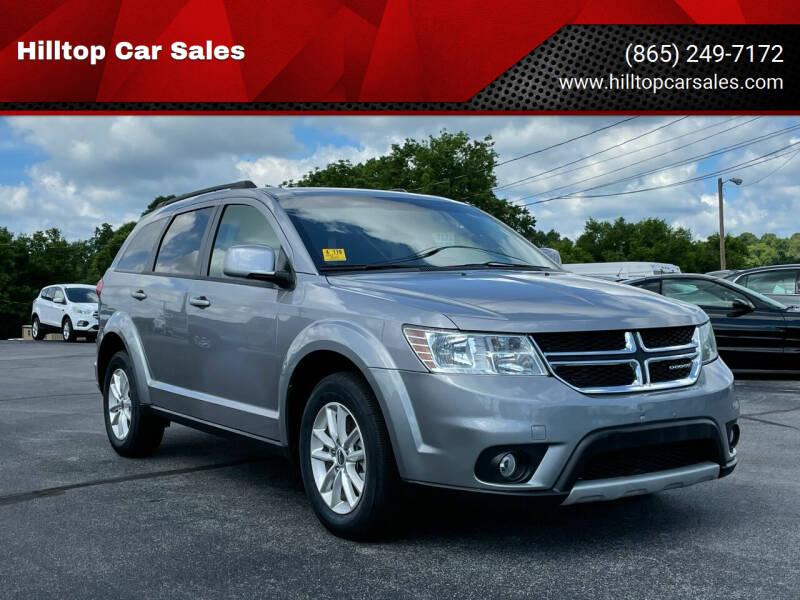 2017 Dodge Journey for sale at Hilltop Car Sales in Knox TN