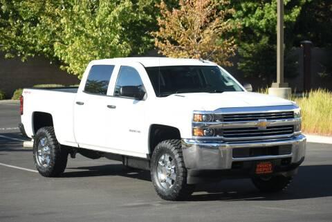 2015 Chevrolet Silverado 2500HD for sale at Sac Truck Depot in Sacramento CA