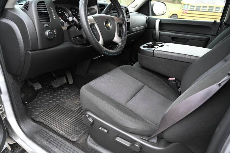2011 Chevrolet Silverado 1500 4x4 LT 4dr Crew Cab 5.8 ft. SB - Hurt VA